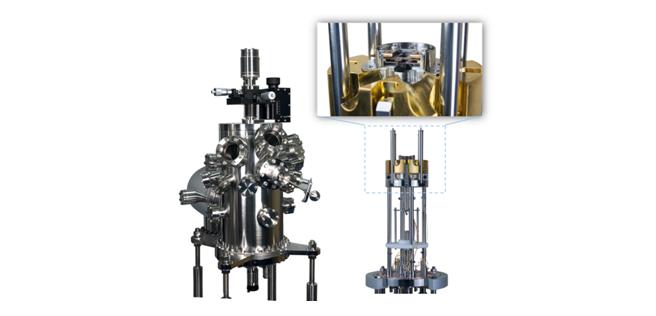 【国成】常温高分辨扫描隧道电子显微镜(RT-STM)