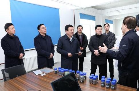总投资近60亿 黑龙江鸡西9个石墨产业项目开复工