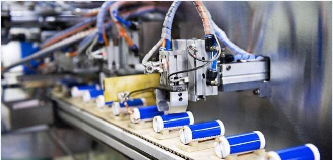 常州百利锂电智慧工厂有限公司